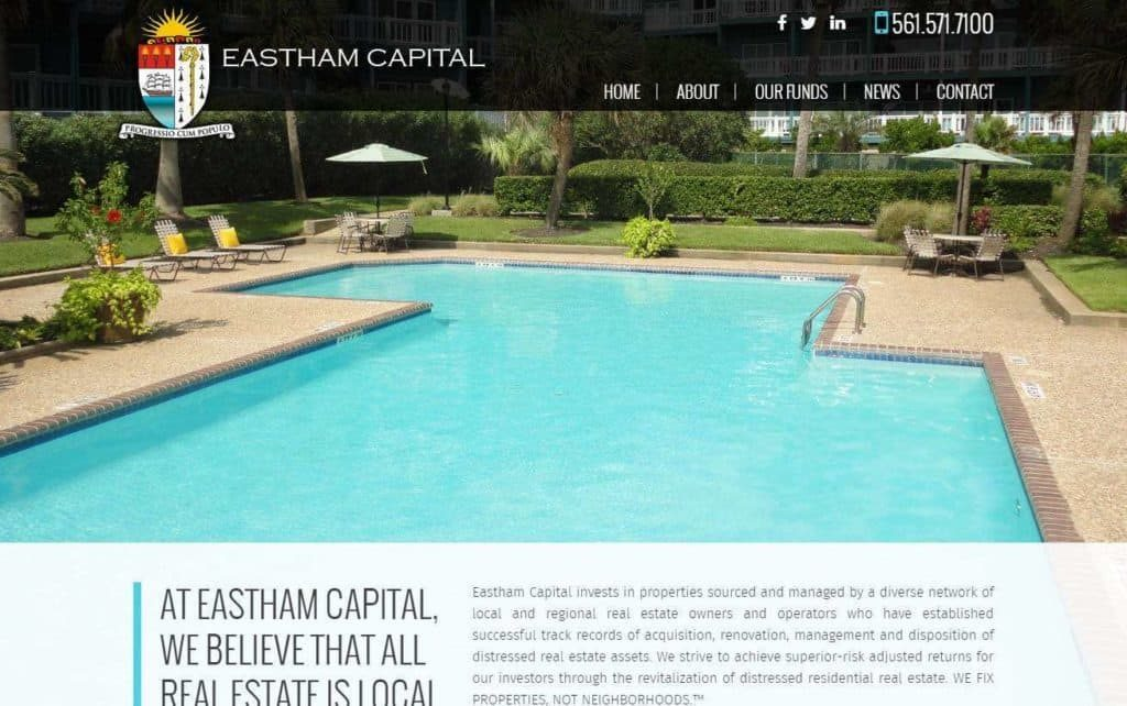 real estate mobile friendly websites