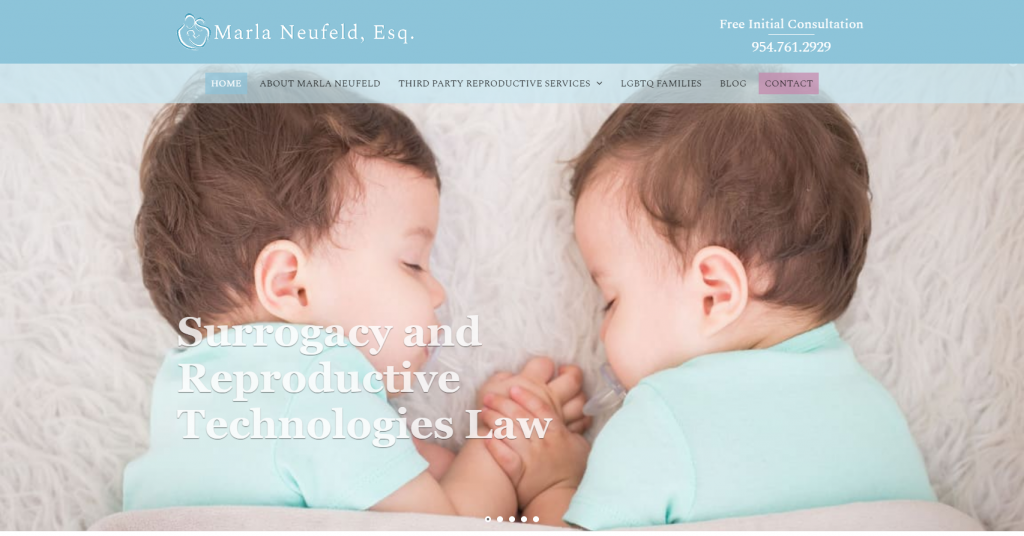 Surrogacy Attorney, Miami, FL